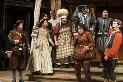 Oregon Shakespeare Festival's Shakespeare in Love
