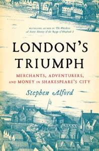 This excerpt from London's Triumph by Stephen Alford focuses on usury and The Merchant of Venice.