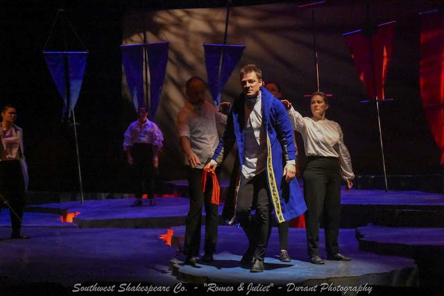 Romeo and Juliet at Southwest Shakespeare