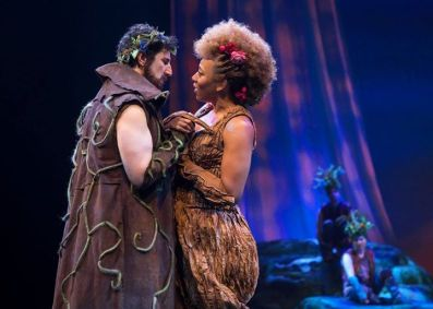 A Midsummer Night's Dream at Chicago Shakespeare Theater