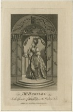 "An engraving of ""Mrs. Hartley in the character of Hermione in Shakespeare's ""The Winter's Tale."" 1780 ART File H332 no.1 (size XS)."
