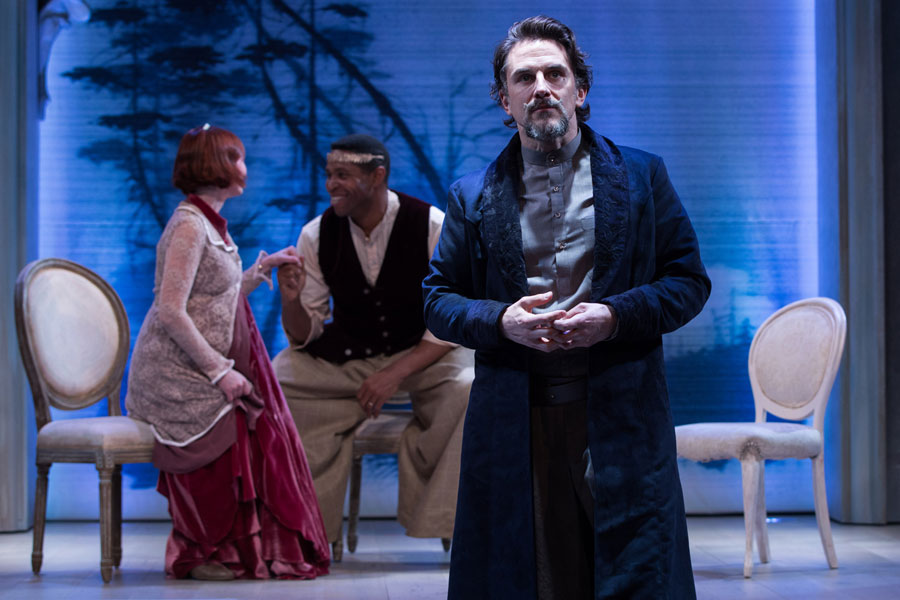 The Winter's Tale at Folger Theatre