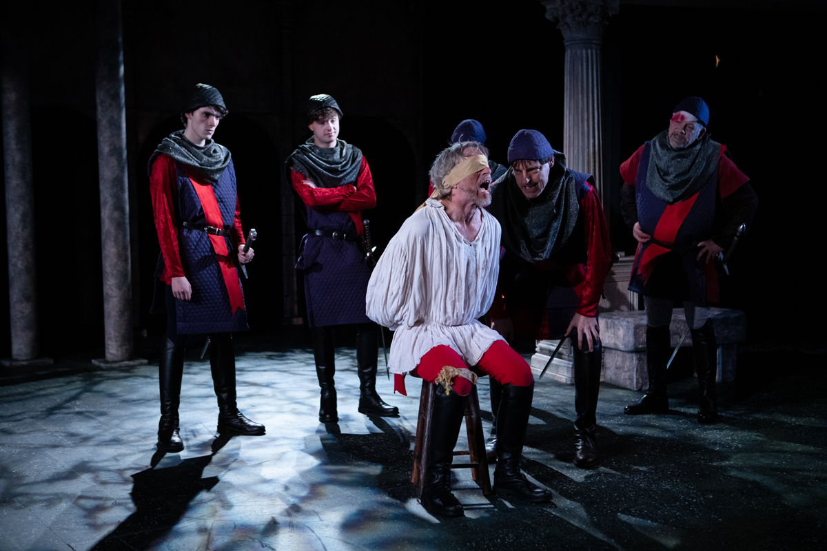 """""""All's Well That End's Well,"""" Seattle Shakespeare Company. Photo by John Ulman."""