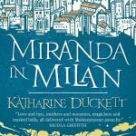 Miranda in Milan book cover