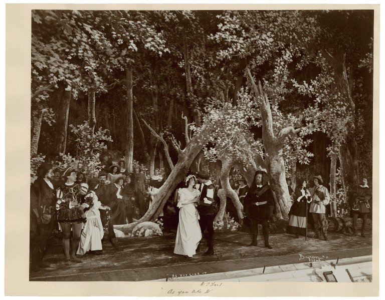 As You Like It at Wallach's Theater