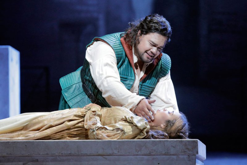 Romeo and Juliet at San Francisco Opera