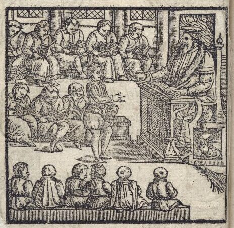 Catechismus woodcut