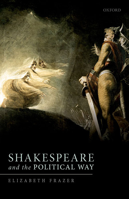 Shakespeare and the Political Way book cover