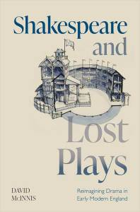 Shakespeare and Lost Plays book cover