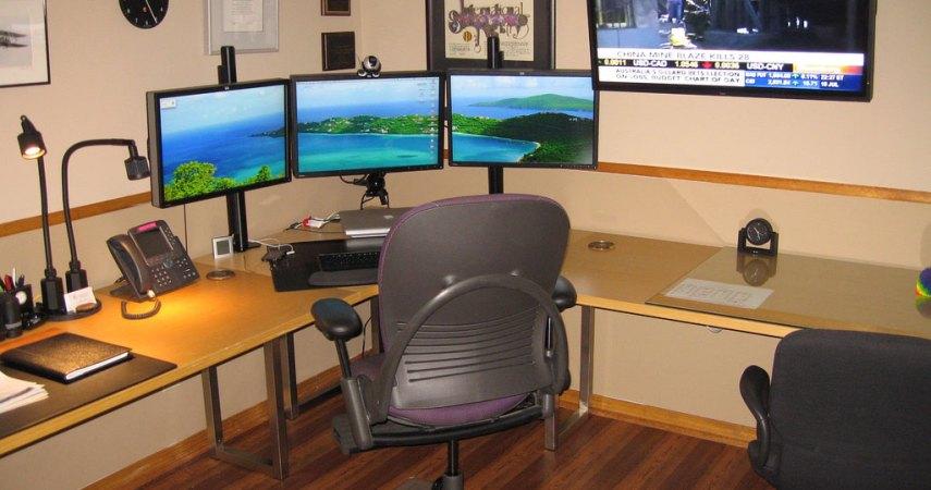Basement Remodel - Office