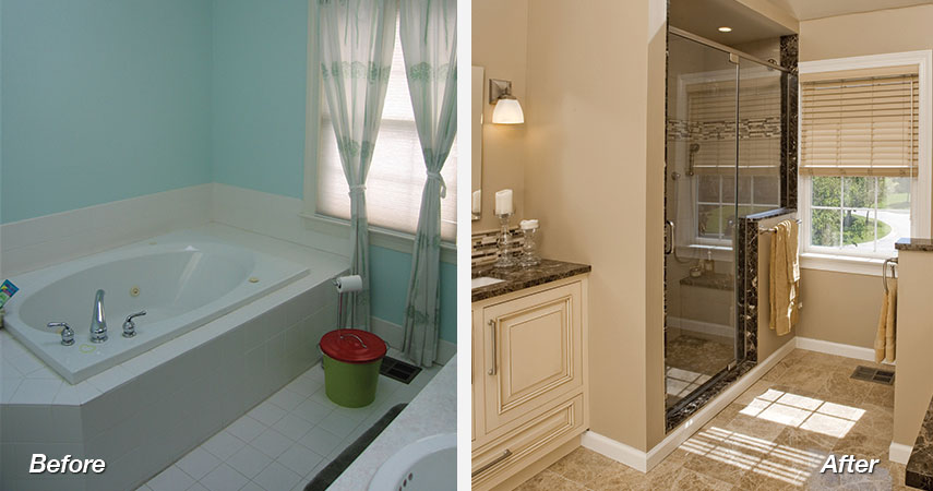 ... Bathroom Remodel Before And After Photos