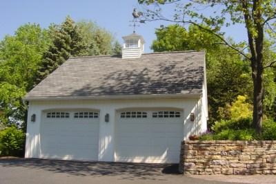 Garage Addition Unattached