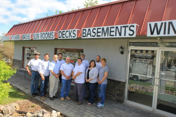 Shakespeare Home Improvement Co. Team