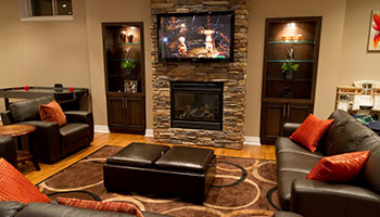 Basement Remodels