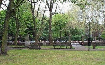 Paddington Street Gardens, W1