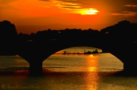 River Arno, Florence, Italy