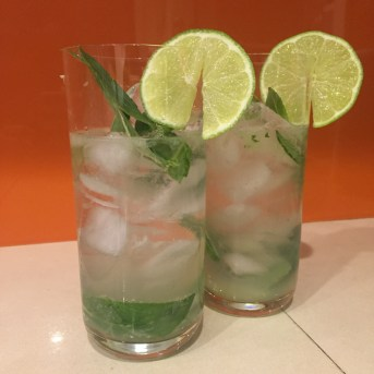 Oh Mojito, is it cold?