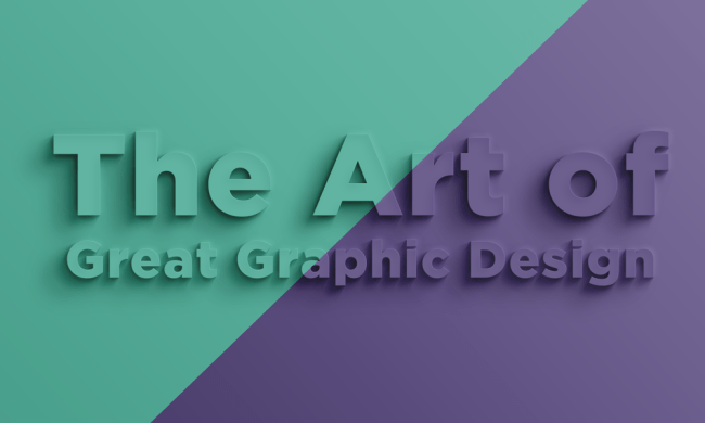 the art of great