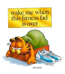 Fad fitness