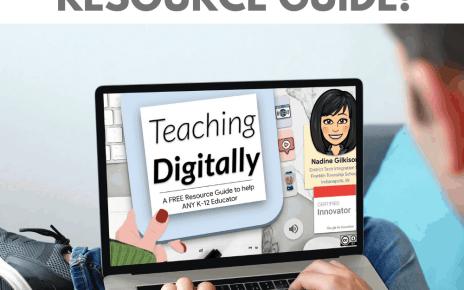 Teaching Digitally Resource Guide – SULS098