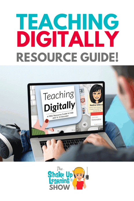 Teaching Digitally Resource Guide – SULS098