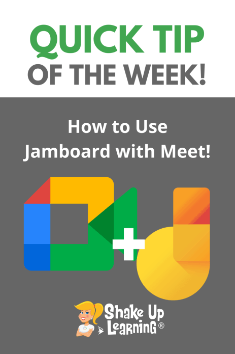 How to Use Jamboard with Google Meet