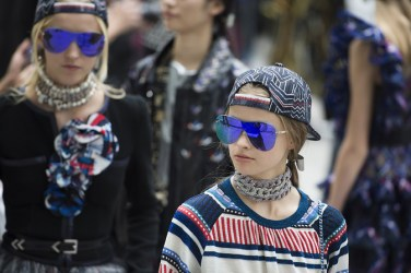SS 2016 READY-TO-WEAR COLLECTION CHANEL AIRLINES