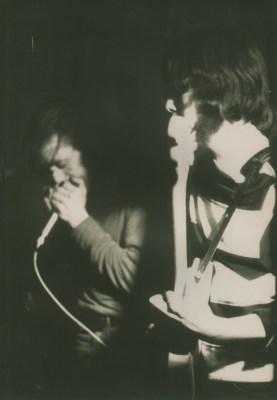 Shakey on Harmonica