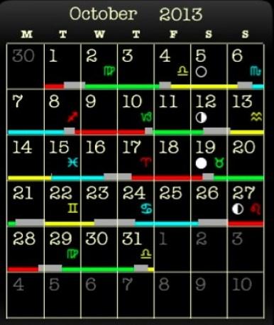 ボイドカレンダー