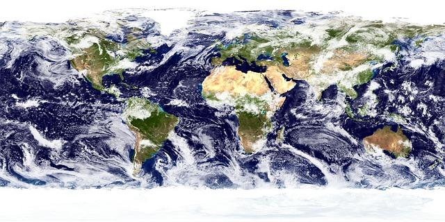 今週のホロスコープ・画像:地球・命には自浄本能がある