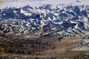 ヒマラヤ山脈も地球のアンテナのひとつ