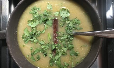 Moong Bean Soup Recipe: Nourishing Mother After Birth