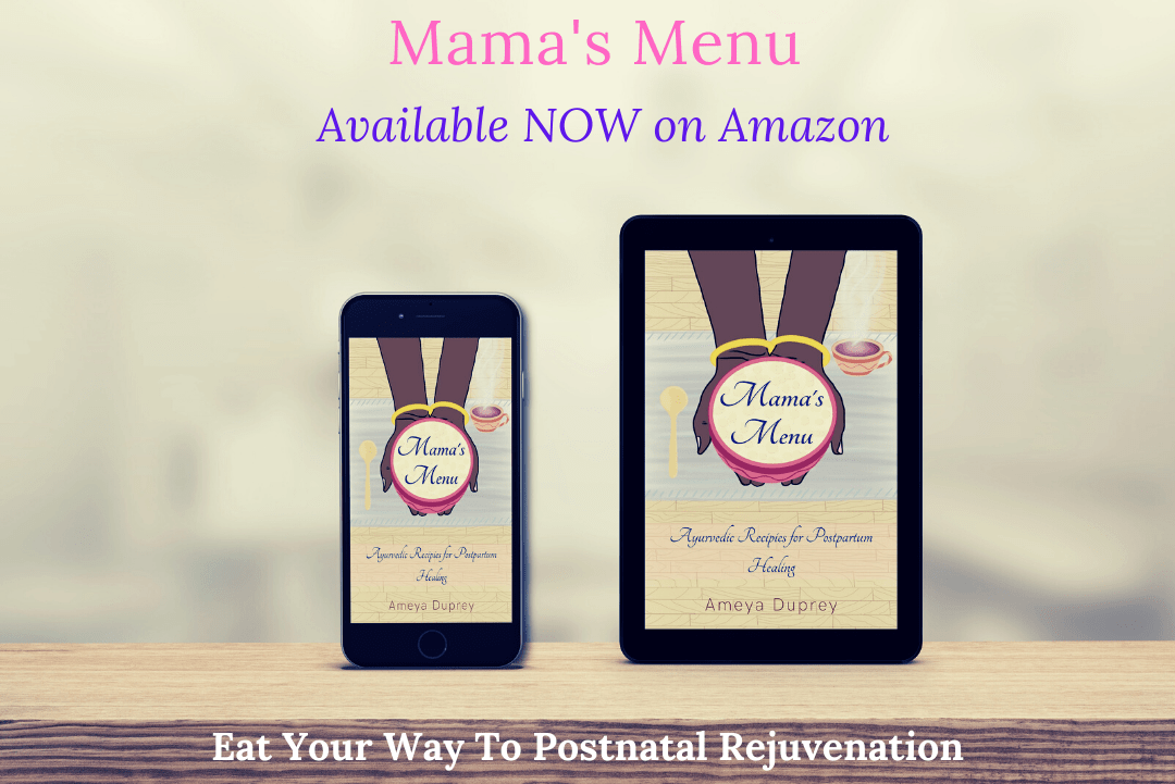 postnatal Cookbook