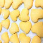 Easy Shortbread Recipe for your Postpartum Diet