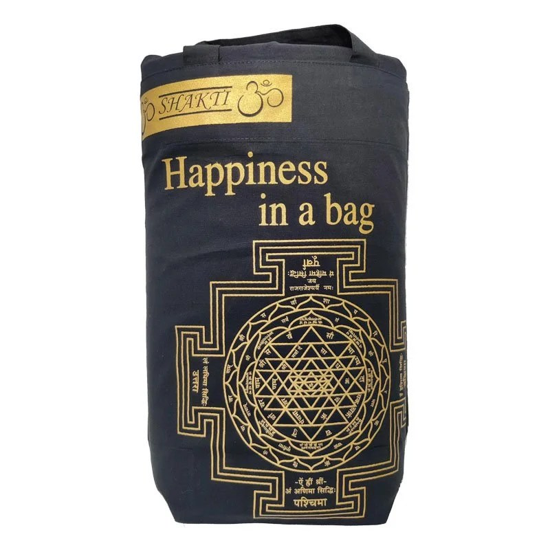 Happiness Bag Black 800x800