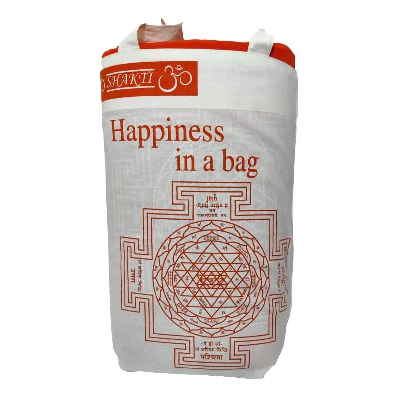Happiness Bag White 800x800