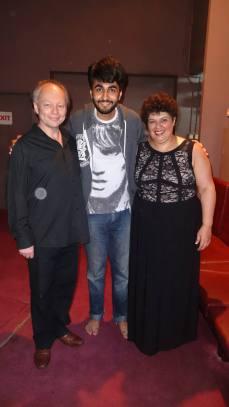 With Mark & Minaish