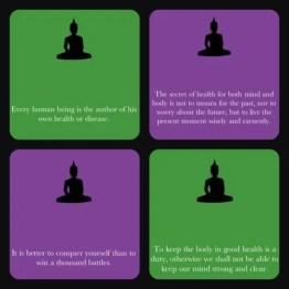 Buddha on Health - Buddha Quotes