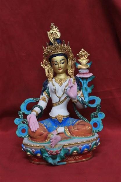21 taras Tibetan Statues set 3
