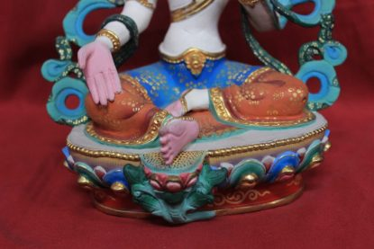 21 taras Tibetan Statues set Lotus Base