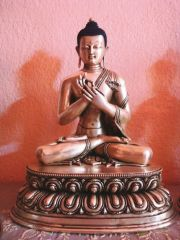Buddha Mudra: Meanings of Five Different Types of Dhyani Buddha Mudras