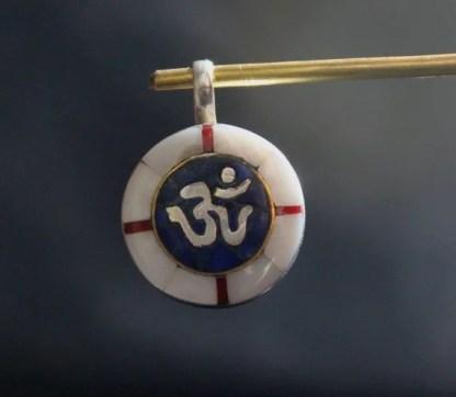 Om Mantra Pendant