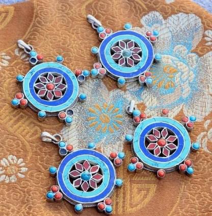 dharmachakra charms
