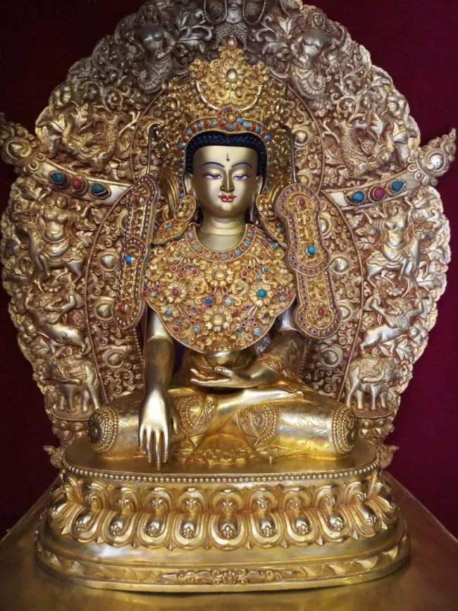 Big Buddha StatueShakyamuni