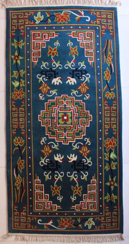 Tibetan Mandala Carpet