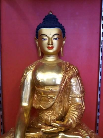 Shakyamuni Buddha Full gold 4