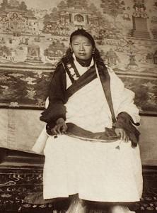 Drukpa Yongdzin Rinpoche