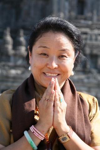 Khandro-la Trinlay Chodon Rinpoche
