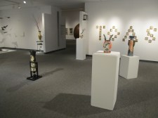 Keith Campbell exhibit
