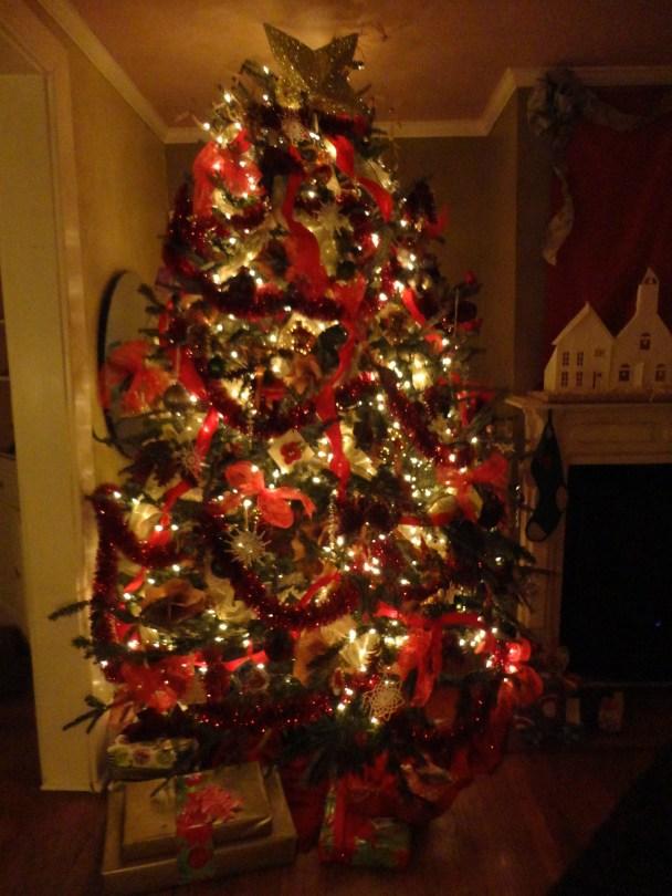 Full tree shot